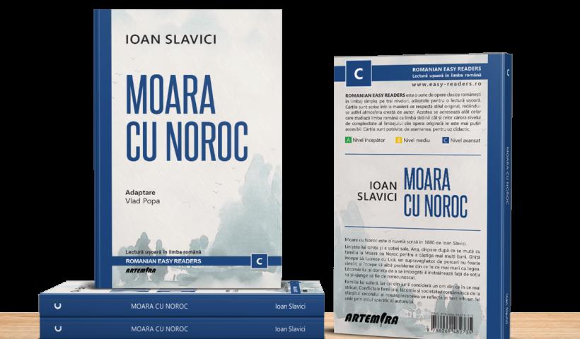 Moara cu noroc - Romanian Easy Readers - Lectură ușoară în limba română